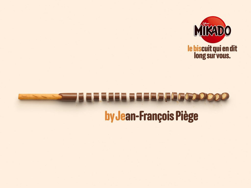 Mikado - Stick out your personality 1