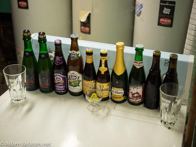 Belgian Beer Haul Euro Trip 2015 #1
