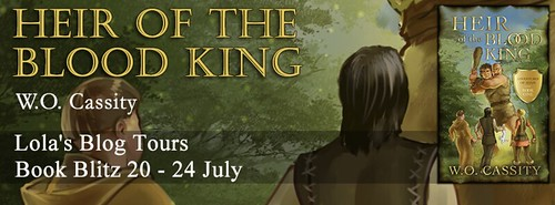 Heir Of The Blood King banner