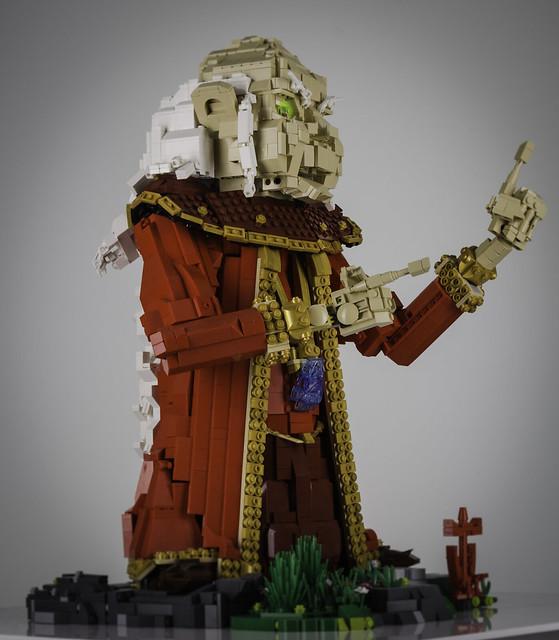 Lego Dungeon Master