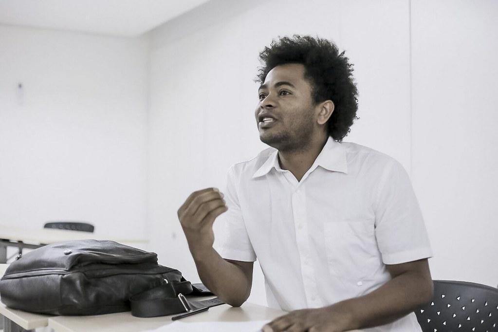 Erivan Hilario, menbro da coordenação do setor de educação do MST. (Foto Mídia Ninja).jpg