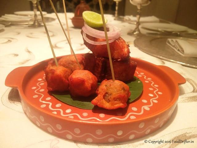 Maccha Bhaja & Mangsa Chop