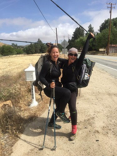 PCT Day 36