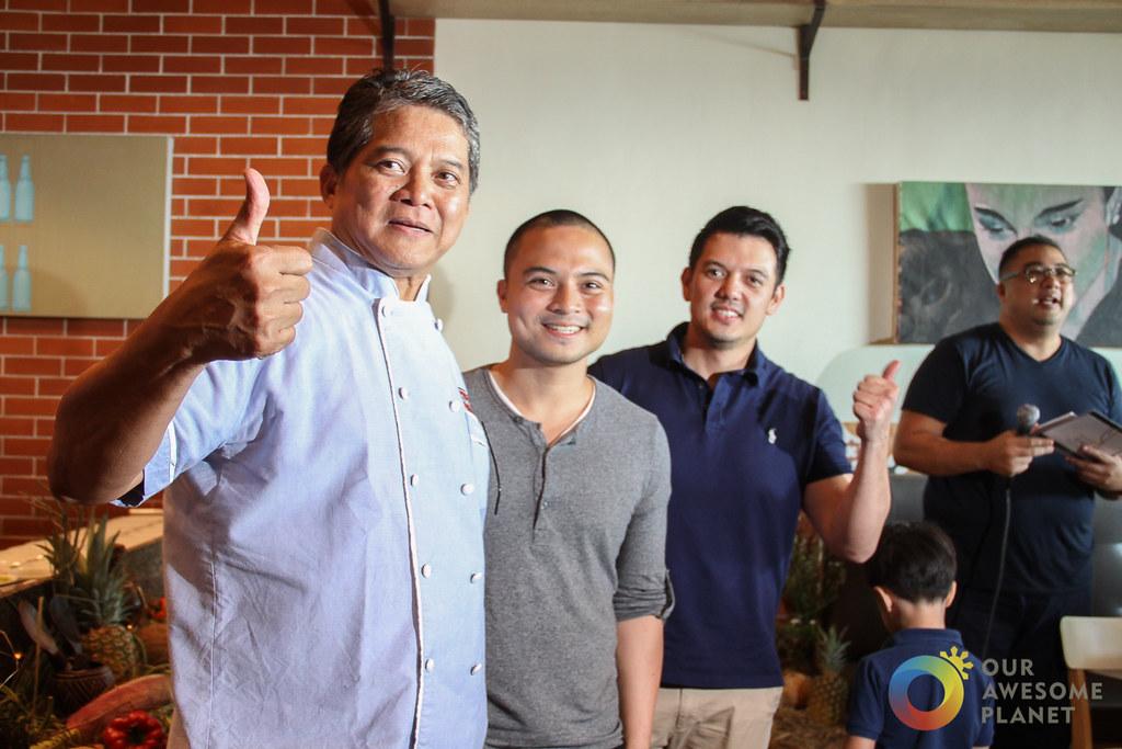 Madrid Fusion Manila: Sarsa