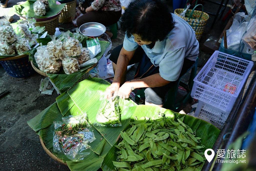 清迈市集 龙眼市场 Ton Lam Yai Market 18