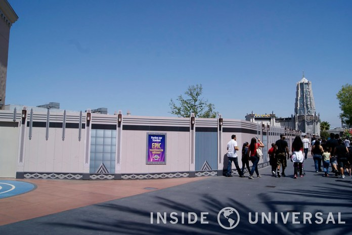 April 18 Photo Update - Universal Studios Hollywood