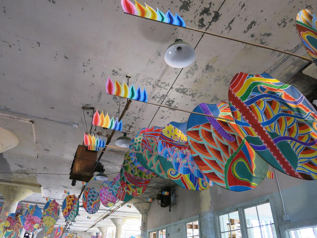 Ai Wei Wei exhibit at Alcatraz prison San Francisco