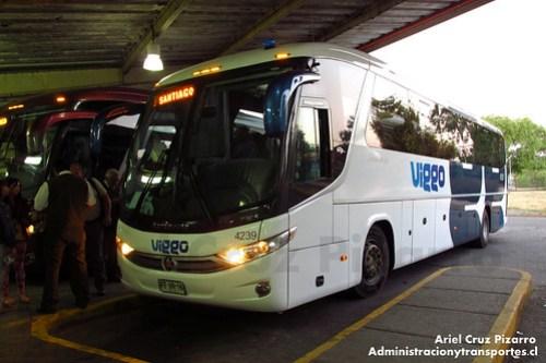 Viggo (Tur Bus) - Valdivia - Marcopolo Viaggio 1050 / Scania (FFVR16)