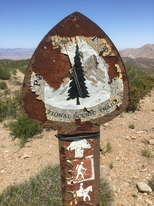 Best PCT sign yet
