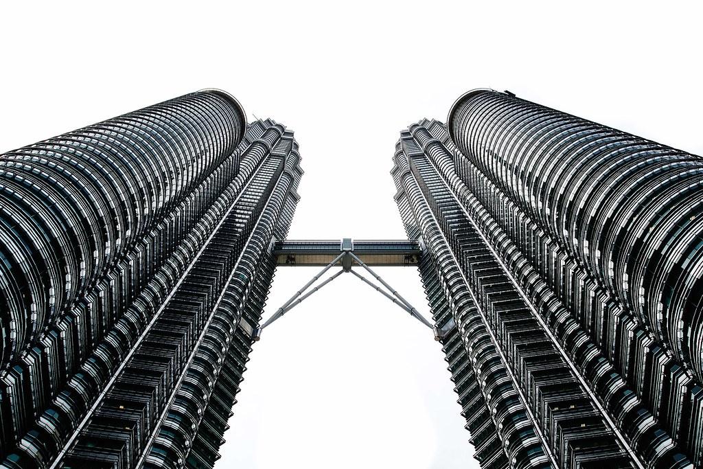 Imagen gratis de las Torres Petronas