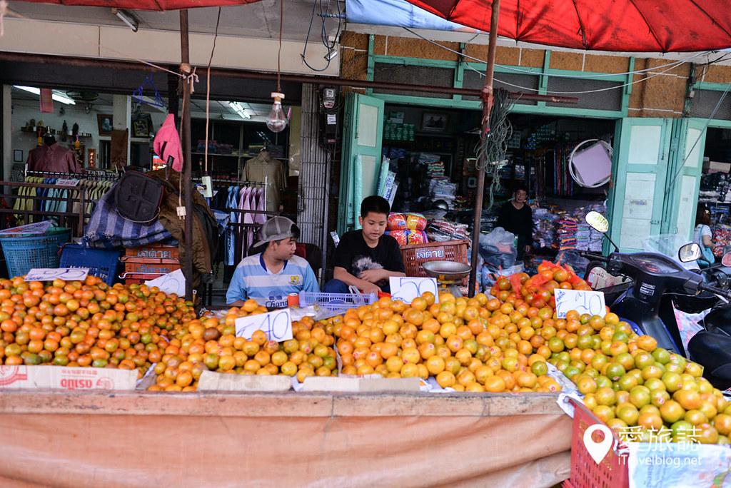 清迈市集 瓦洛洛市场 Waroros Market 07