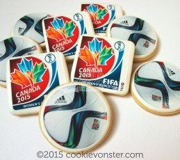 for FIFA Women's World Cup Canada 2015