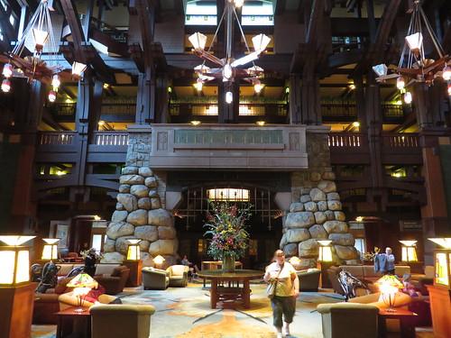 Grand Californian Hotel, Disneyland Resort, Anaheim, California