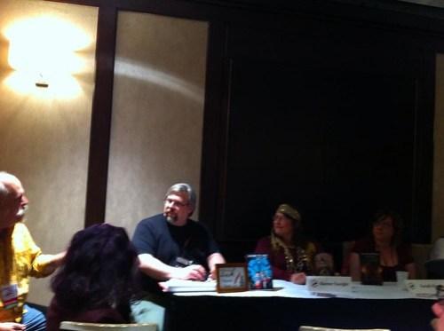 Penguicon 2015 Panel