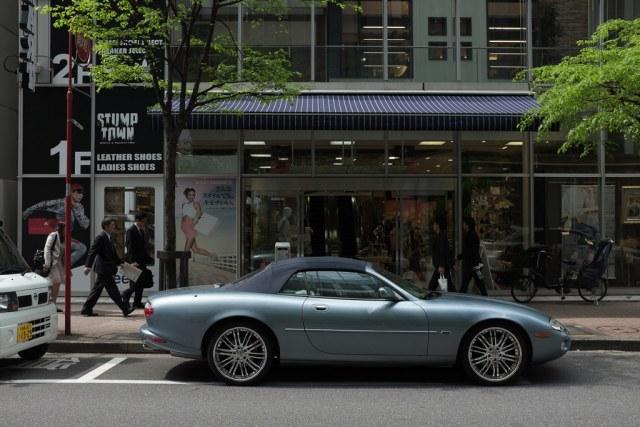 Jaguar XK8 Convertible 2015/04/17 X1004055