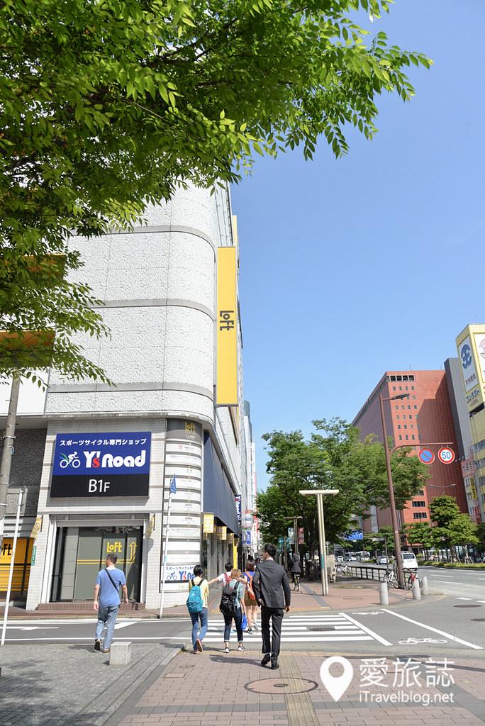 《福冈饭店推荐》福冈天神里士满酒店:天神地下街商务酒店