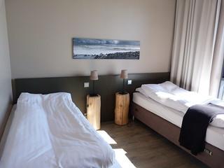 Habitación de hotel en Vík (Islandia)