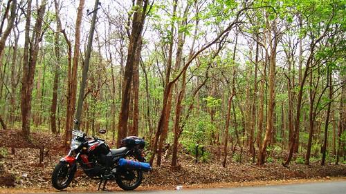 Enroute Hubli, Karnataka
