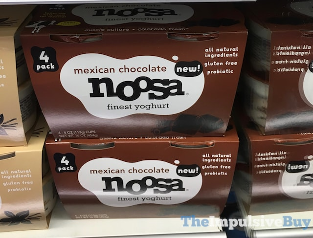 Noosa Mexican Chocolate Yoghurt