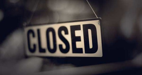business-closed