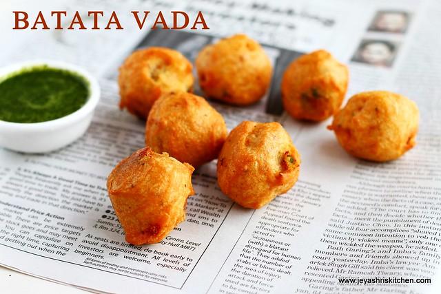 Aloo-vada