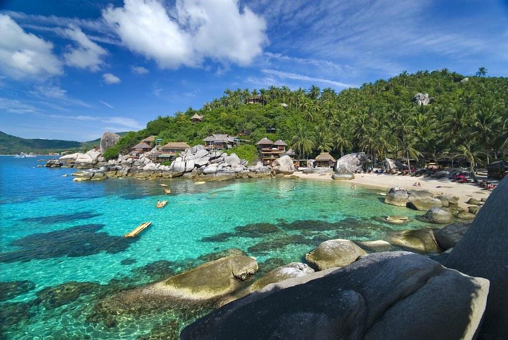 Charm Churee Villa, Ko Tao, Thailand, Chloe Tiffany Lee