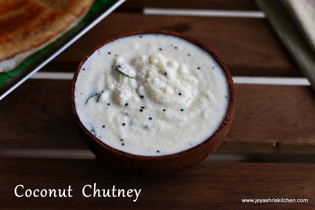 coconut- chutney