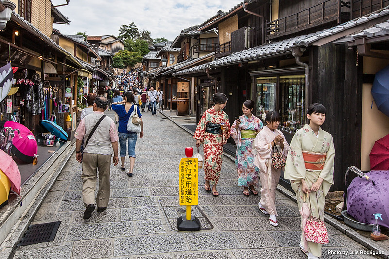 Calles Sannenzaka y Ninenzaka de Kioto-53