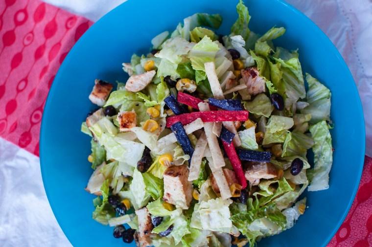 Southwestern Chopped Salad 3