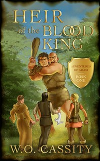 Heir Of The Blood King cover