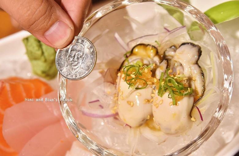 台中公益路日式料理桀壽司無菜單料理海鮮美食餐廳19