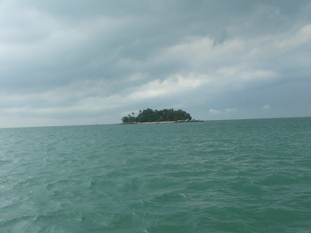 Picture from Pulau Besar, Malaysia