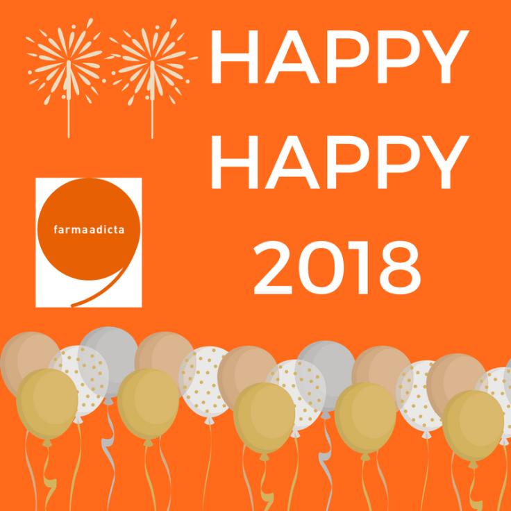 HAPPY HAPPY 2018