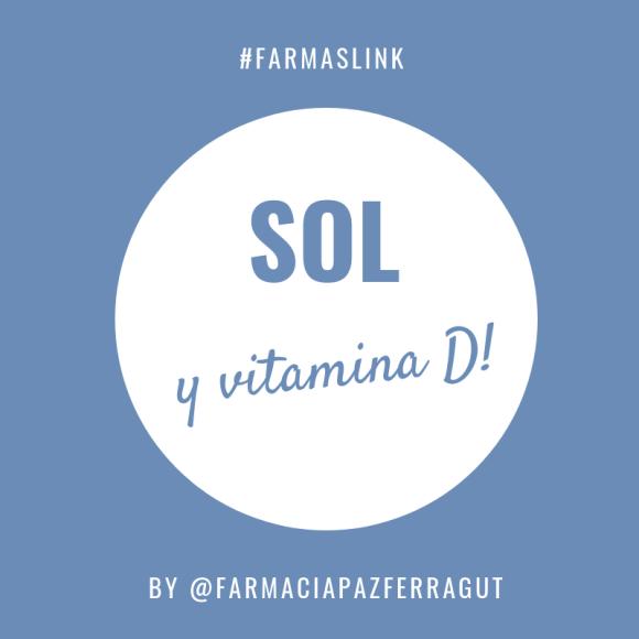 farmaslink vitamina D y sol