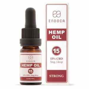 Aceite de CBD Endoca 15% 1500mg