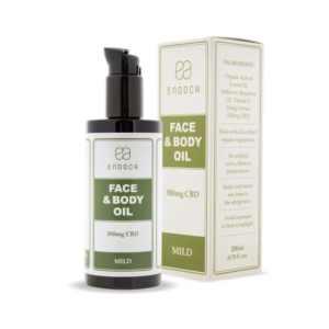 Endoca Face & Body Oil 300 mg cbd