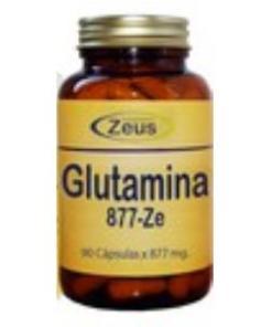 L-GLUTAMINA-ZE 877 90 CÁPSULAS Zeus