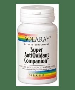 SUPER ANTIOXIDANTE COMPANION 30 CÁPSULAS Solaray