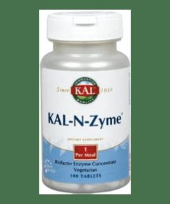 KAL-N-ZYME 100 COMPRIMIDOS Kal