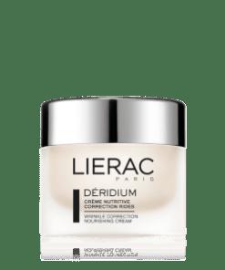 DÉRIDIUM Crema Nutritiva Corrección Arrugas Pieles secas a muy secas Lierac