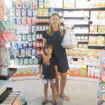 Ganadora Sorteo Cesta de Adultos | Feria Moguer 2014