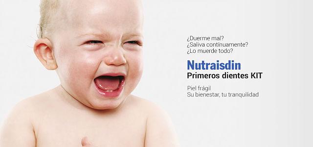 Dentición bebé