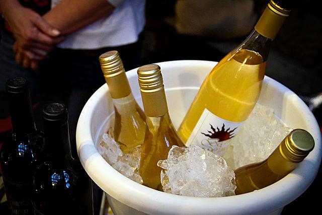 vino y alcohol