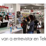 ¡Nos entrevistan en televisión! | Vídeo