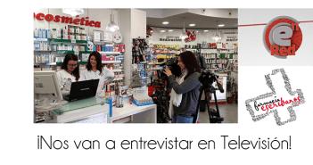 Entrevista Televisión Farmacia