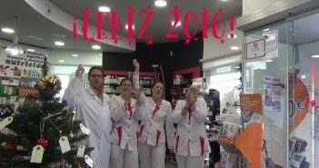 Feliz 2016 Farmacia Escribanos