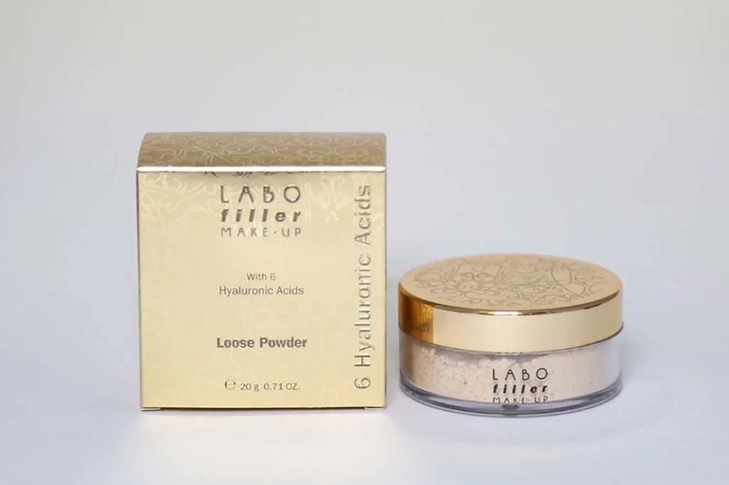 LABO FILLER - CIPRIA LIBERA (LOOSE POWDER) - 2 colori disponibili - Ivory
