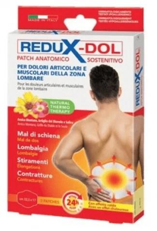 Redux-Dol Patch Dolori Lombari