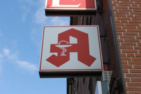farmacia alemana