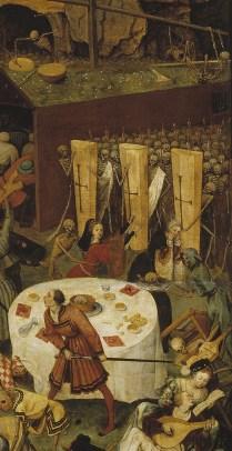 Pieter Brueghel el Viejo: El triunfo de la muerte (1562, Museo del Prado)